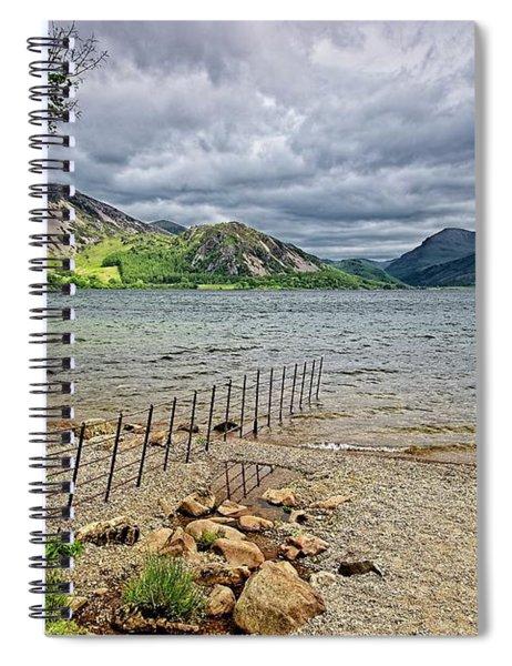 Ennerdale Water, Lake District Spiral Notebook