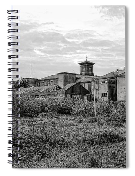 Ennis Hospital  Spiral Notebook