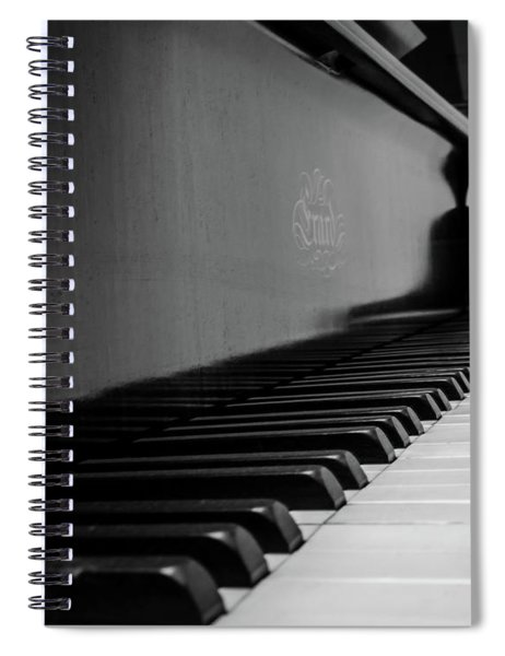 Erard Piano Spiral Notebook