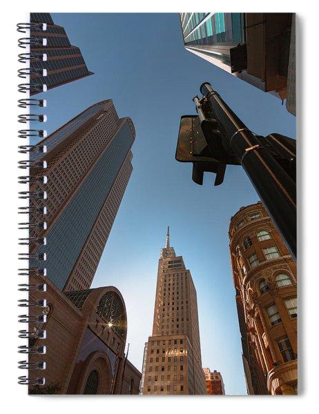 Ervay Spiral Notebook