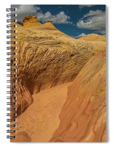 Escalante Color-scape #2 Spiral Notebook