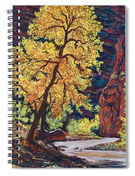 Escalante River South Utah Spiral Notebook