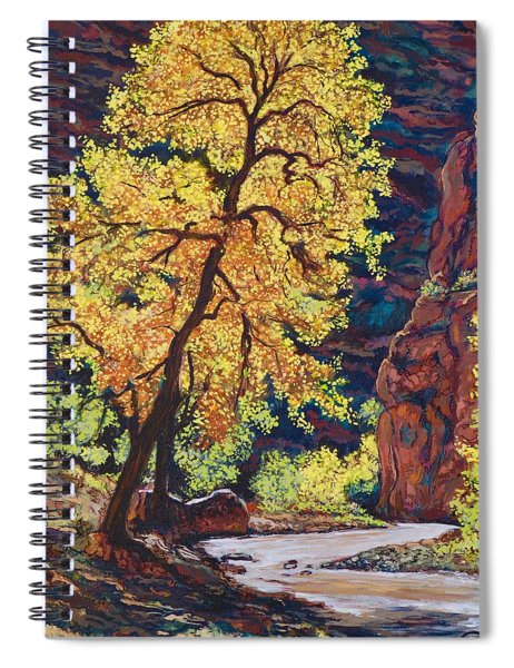 Escalante River South Utah Spiral Notebook