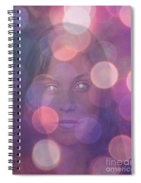 Essence Of Soul  Spiral Notebook