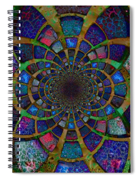 Estuarial Spiral Notebook