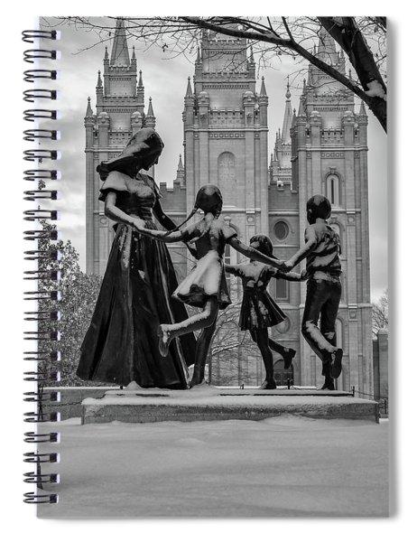 Eternal Family Spiral Notebook