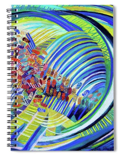 Euphonium Spiral Notebook