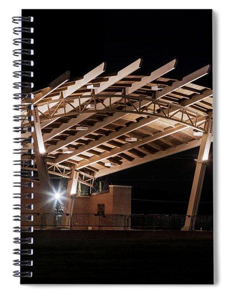 Evans Towne Center Park - Augusta Ga Spiral Notebook