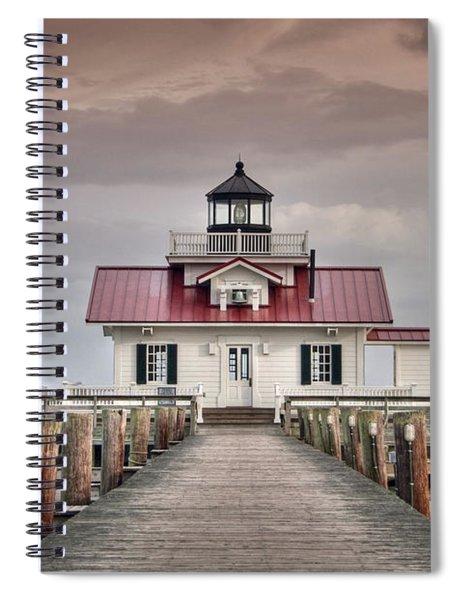 Evening Marsh Spiral Notebook