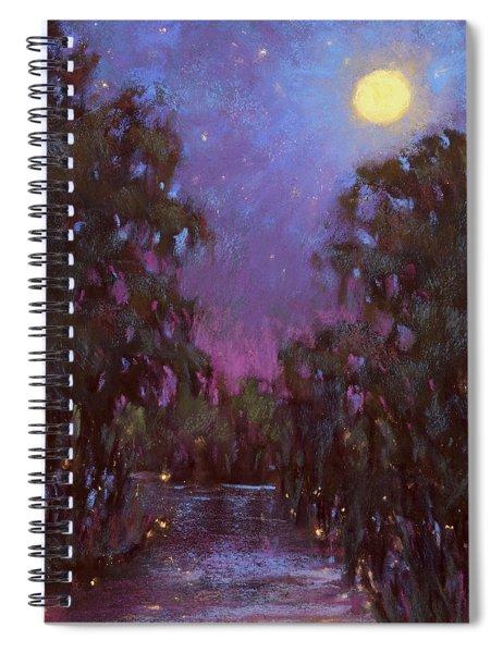 Evening Praise Spiral Notebook