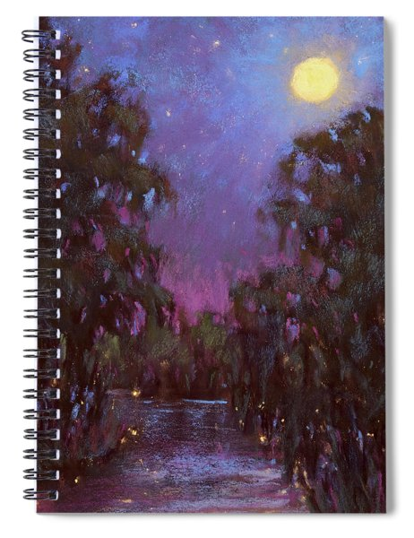 Evening Praise Spiral Notebook