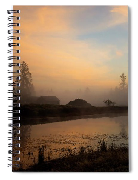 Everyday Is A Gift - Hope Valley Art Spiral Notebook