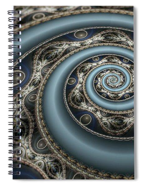 Exodus Spiral Notebook