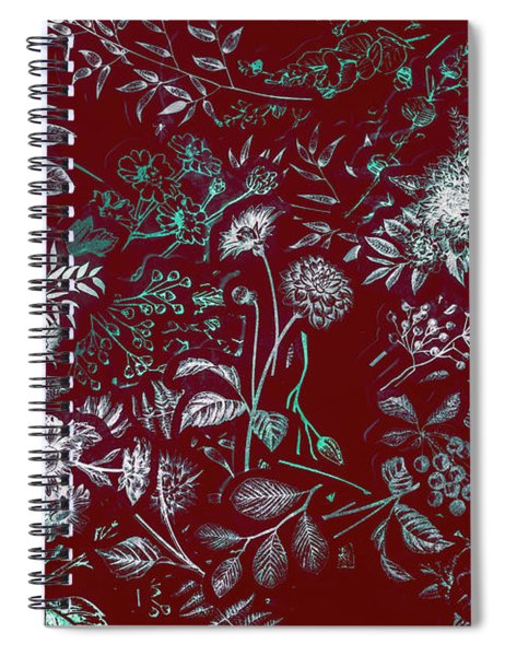 Exotic Harmony Spiral Notebook
