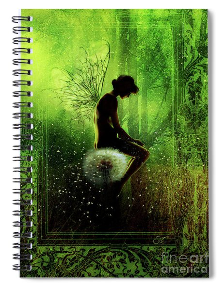 Expectations Spiral Notebook