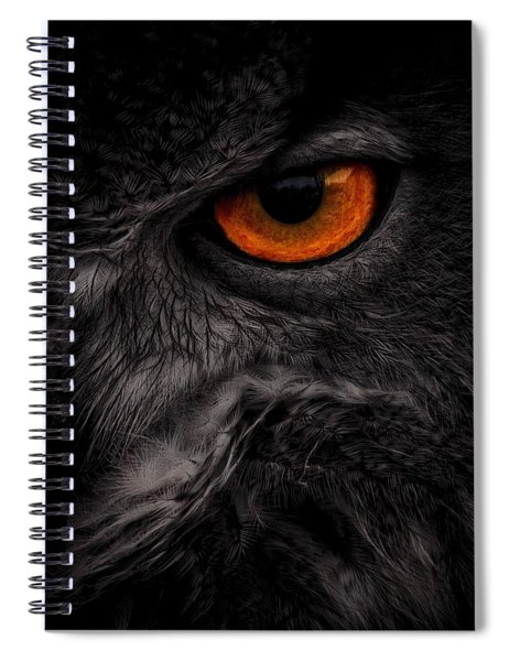 Eye See You Spiral Notebook