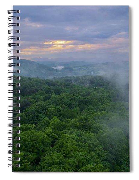 F O G Spiral Notebook