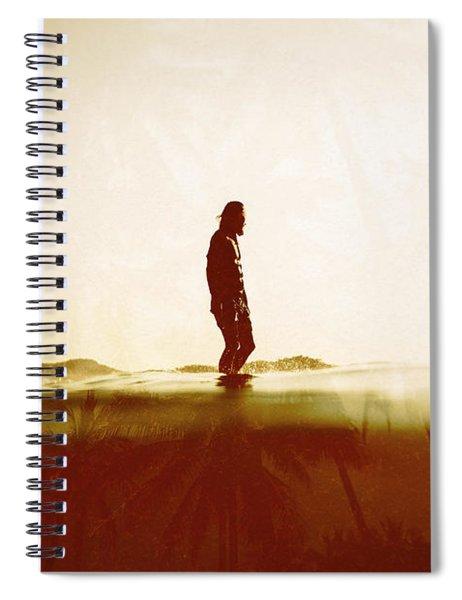Face The Sun 2 Spiral Notebook
