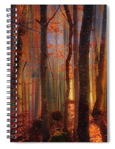 Fairy Tales Spiral Notebook