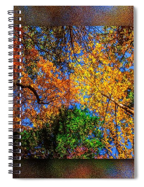 Fall 2018 Spiral Notebook by Robert L Jackson