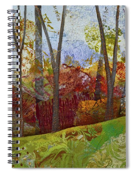Fall Colors II Spiral Notebook