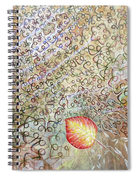 Fall Spiral Notebook