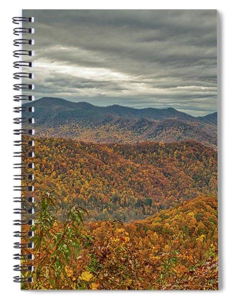 Fall Overlook Spiral Notebook