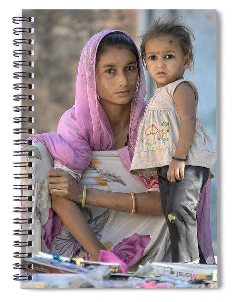 Family Business Spiral Notebook