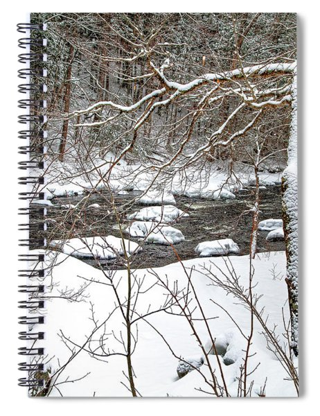Farmington River - Northern Section Spiral Notebook