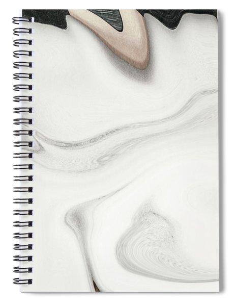 Feminine I Spiral Notebook