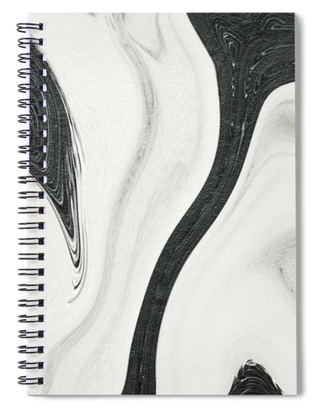 Feminine II Spiral Notebook