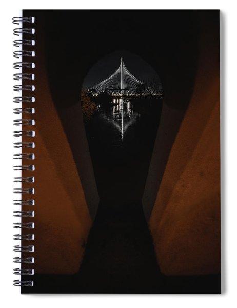 Fenestra Spiral Notebook