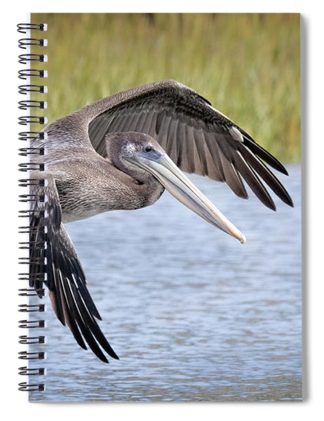 Final Aproach Spiral Notebook