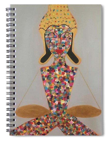 Find Balance  Spiral Notebook