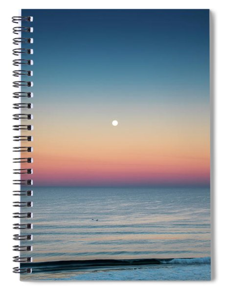 Finding Serenity Spiral Notebook