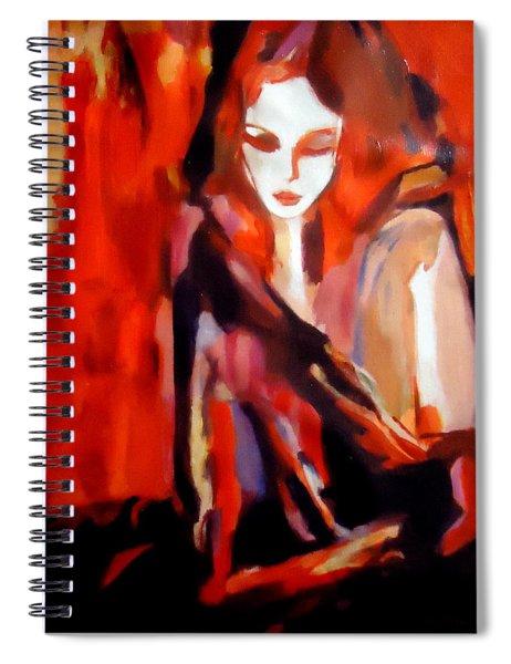 Finesse Spiral Notebook