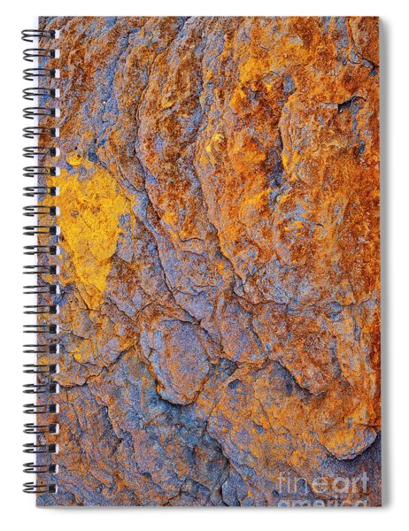 Fire Tones Spiral Notebook