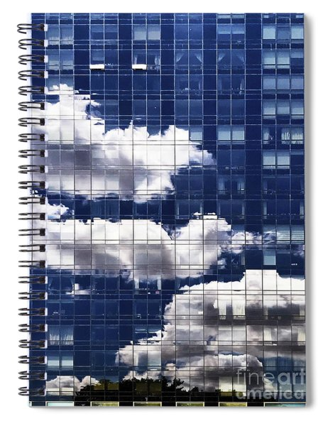 First Avenue Reflections Spiral Notebook