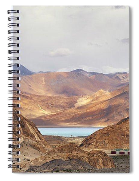 First Glimpse Spiral Notebook