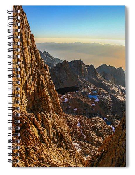 First Sunlight Spiral Notebook