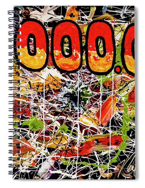 Five Thousand Smackers Spiral Notebook