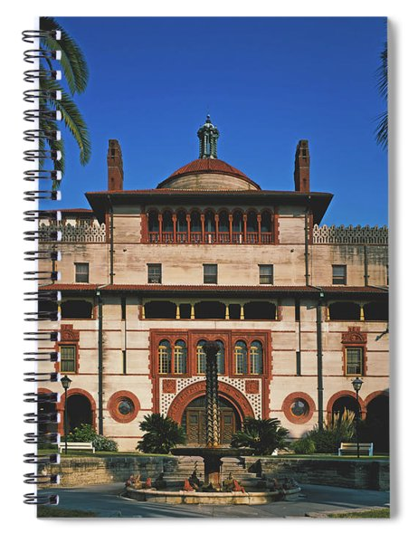 Flagler College - St Augustine, Florida Spiral Notebook