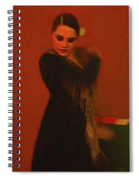 Flamenco Series 2 Spiral Notebook