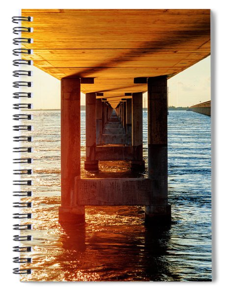 Flare Spiral Notebook