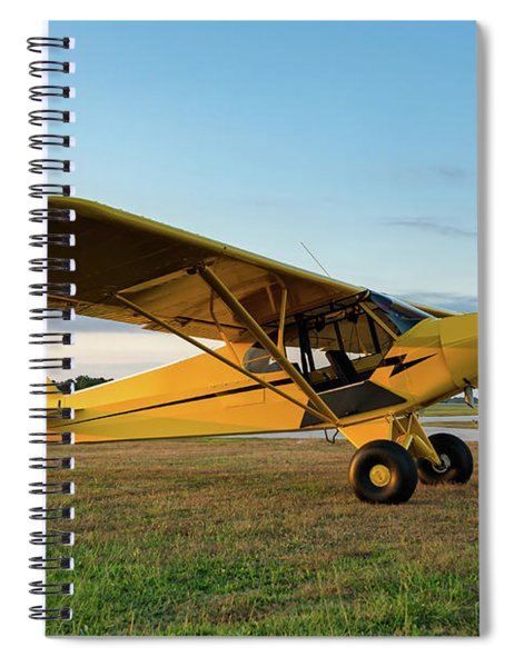 Flight At Dawn Spiral Notebook
