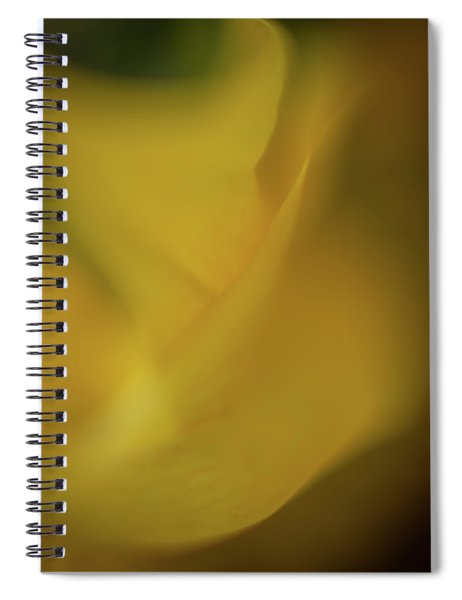 Flower Shades Spiral Notebook