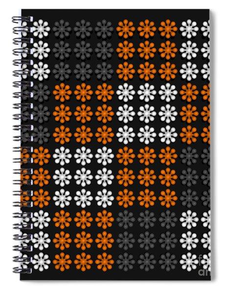 Fofo Checks Spiral Notebook