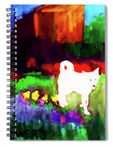 Followers Spiral Notebook