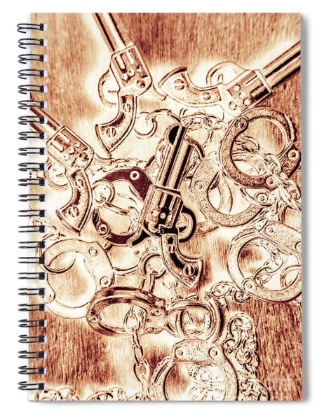 Fom An Old Western Spiral Notebook