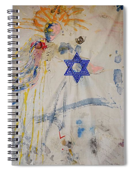 For I Have Longed For Your Love Spiral Notebook